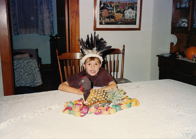 Andrew Hiller - Thanksgiving 1991 a