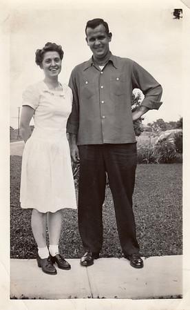 Eileen Clark & Ellis Sullivan - 1946