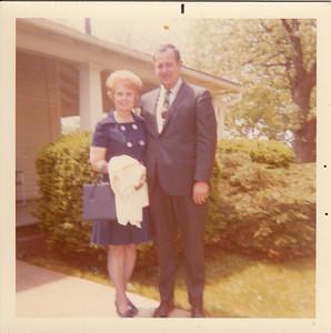 Eileen & Ellis Sullivan - May 1978