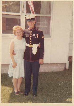 Eileen & Max Sullivan - August 1969