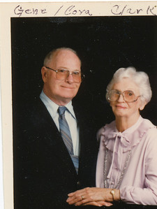 Gene & Cora Clark