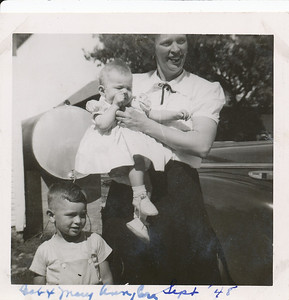 Cora, Mary Ann, Bob Clark