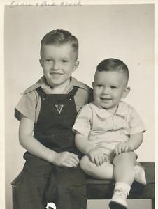 Eddie and Bob Clark