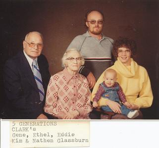 5 Generations- Gene Clark