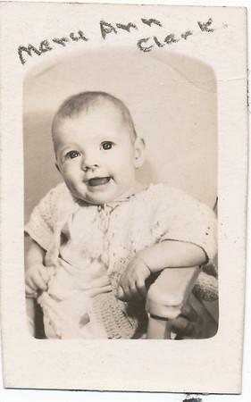 Mary Ann Clark (daughter of Gene  Clark)