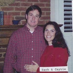 Zach & Caytie Curl