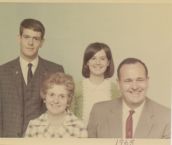 Sullivan Family 1968