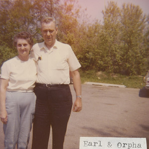 Earl and Orpha