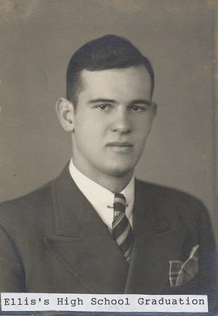 Ellis Graduation 1940