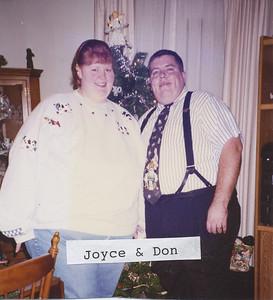 Joyce & Don Davidson
