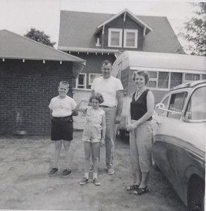 Sullivan family June 1959