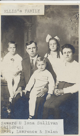Seward & Iona with children
