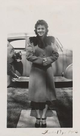 Wilma Eileen Clark 2-17-1946