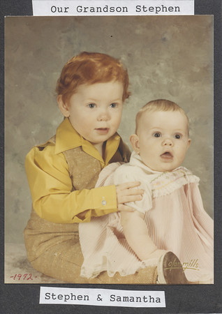 Stephen & Samantha 1972