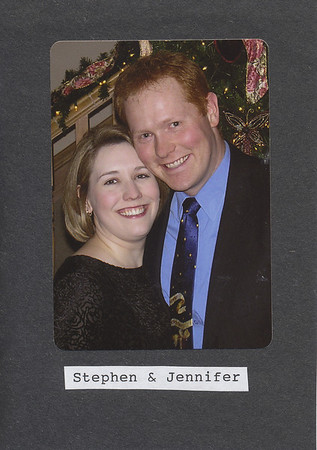 Stephen & Jennifer Meyers