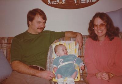 12-27-1980 Nick, Zach, & Jane Hiller