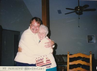 Nick Hiller & Eileen Sullivan 1996