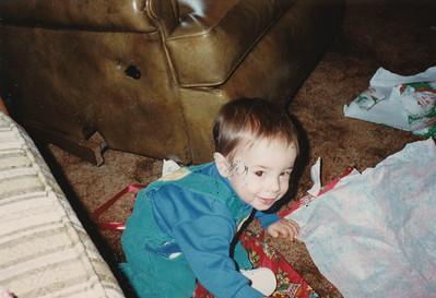 Jacob Hiller (First Christmas)