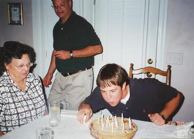 Joan, Nick & Zach Hiller (8-26-2000)