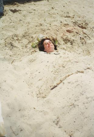 Jane Hiller Aug 1999 (Indiana Sand Dunes)