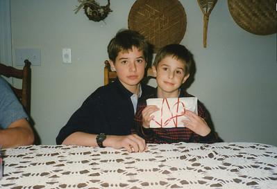 Andrew & Jacob Hiller