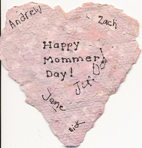 Happy Mommer Day 1992