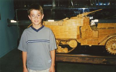 Jacob Hiller Aug 1999 (Grissom Air Base)
