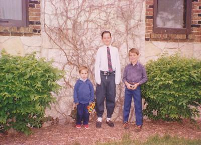 Zach, Andrew & Jacob 1992