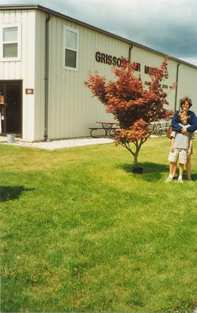 Jane & Jacob Hiller Aug 1999 (Grissom Air Base)