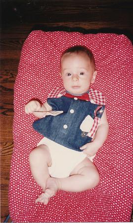 Jacob Hiller 4 months old