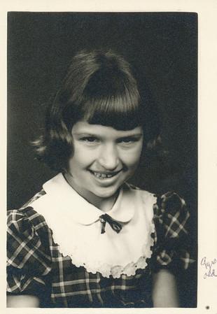 Sharon Clark 9 years old