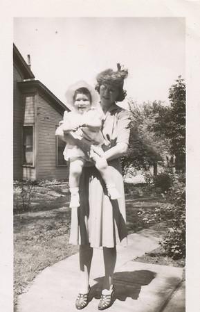 Sharon & Georgine Clark