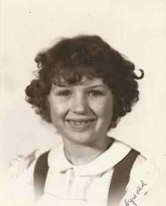 Sharon Clark 6 years old