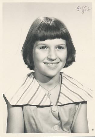 Sharon Clark 8 years old