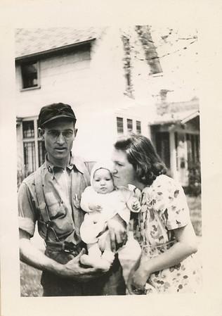 Manson Clark April 5, 1943