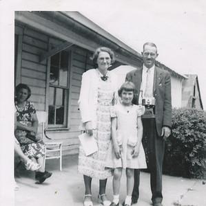 Georgine, Sharon, Manson Clark