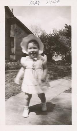 Sharon Clark May 1944