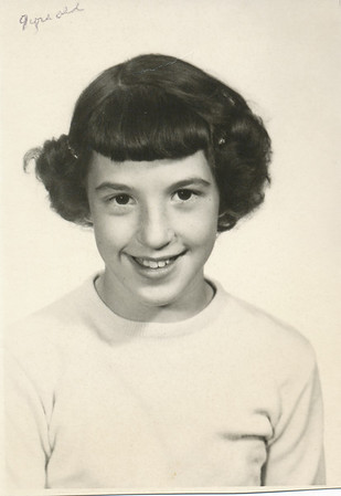 Susan Clark  9 Years Old