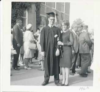 Keith Clark College Graduation