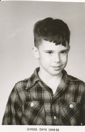 Keith Clark (Lincoln School 1949-50)