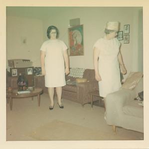 Mary Ann & Cora Clark