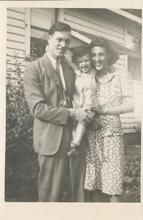 Marion, Keith, Eliza Mae Clark