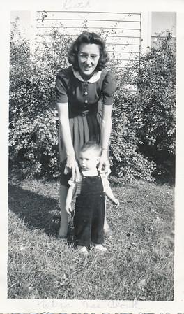 Keith & Eliza Mae Clark