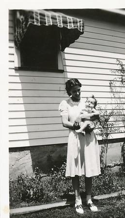 Beverly & Eliza Mae Clark