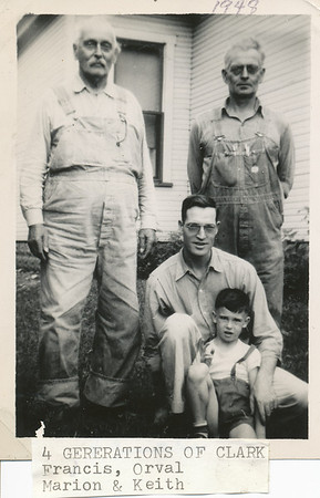 4 Generations-Marion Clark