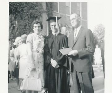 Eliza Mae, Keith & Marion Clark