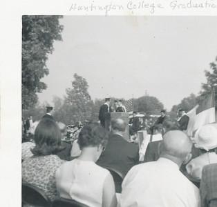 Keith Clark (Huntington College Graduation)