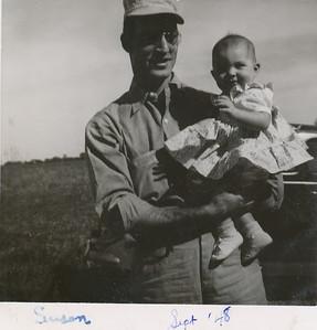 Susan & Marion Clark (Sept 1948