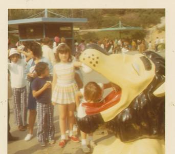 Ramona in line 1970