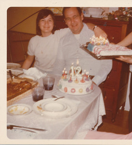 Ramona & Ellis 1975